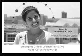 EGLI-Atlas Corps Fellowship