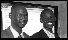 Fellows from South Sudan