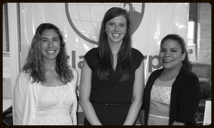 Samantha, Brittany & Andrea