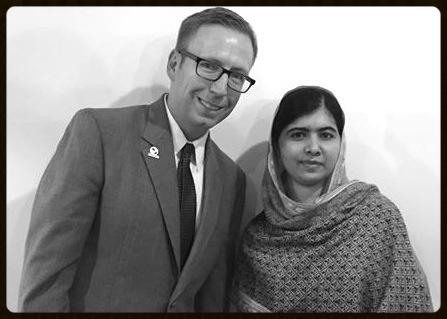 Scott and Malala