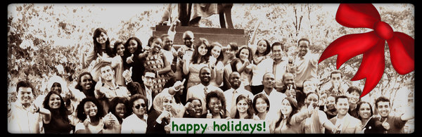 Happy Holidays from Atlas Corps!