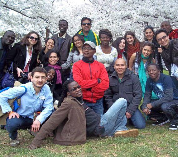 Atlas Corps Cherry Blossoms