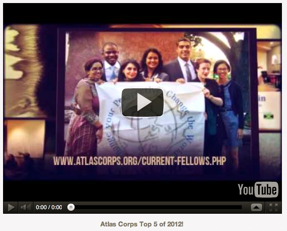 Atlas Corps Top 5 of 2012