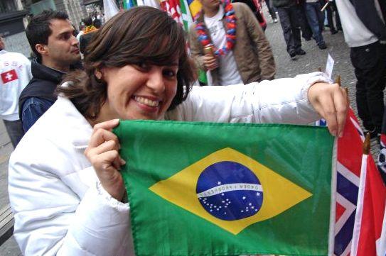 Katia at ICMEC
