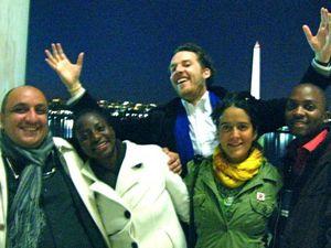 Class 4 Washington Monument