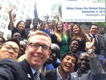 Atlas Corps Go Global Gala 2014