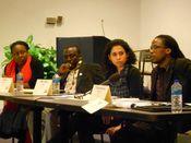 Africa Atlas Corps Panel